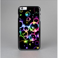 The Glowing Neon Bubbles Skin-Sert Case for the Apple iPhone 6 Plus
