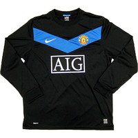 Manchester United Away Jersey 2009-2010
