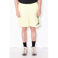 Stussy Smooth Stock Water Short In Lime