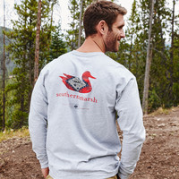 Southern Marsh Authentic Heritage Collection - Arkansas - Long Sleeve