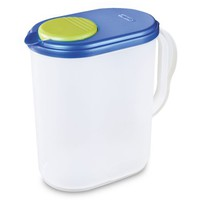Sterilite 1 Gal Pitcher, Blue Sky (Available in Case of 6 or Single Unit) - Walmart.com