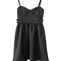 Bad for Business Bustier Dress