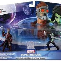 Disney Infinity 2.0 Edition: Guardians of the Galaxy Playset with Star Lord and Gamora Figures