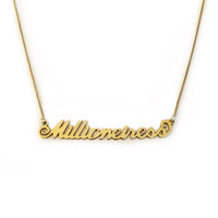 Millioneiress Gold Chain