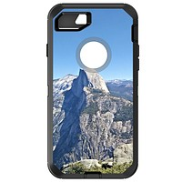 DistinctInk™ OtterBox Defender Series Case for Apple iPhone / Samsung Galaxy / Google Pixel - Yosemite Half Dome