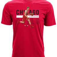 Lauri Markkanen Chicago Bulls Richmond Marshall 2.0 Tee