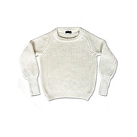 Leia Crop Knitted Sweater