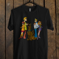 scooby doo  Mens T Shirt and Womens T Shirt *76*