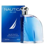 Nautica Blue Cologne by Nautica, 3.4 oz EDT Spray for Men