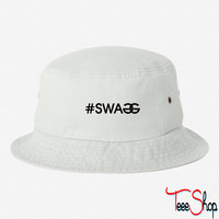 #SWAGG bucket hat