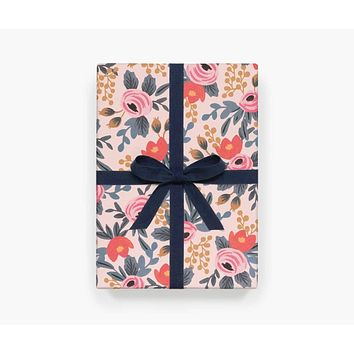 Blushing Rosa Wrapping Sheets - Roll