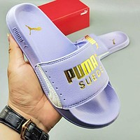 PUMA summer new beach casual slippers shoes