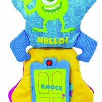 Kids Preferred Disney Baby Monsters Inc. Soft Book (Discontinued by Manufacturer)