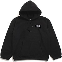 Bronson Polar Fleece Hoodie Black