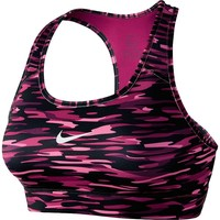 Nike Bra: Dri-FIT Victory Compression Haze Medium-Impact Sports Bra 682878 - Women's, Size: