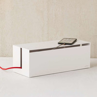Yamazaki Cable Concealing Box   Urban Outfitters