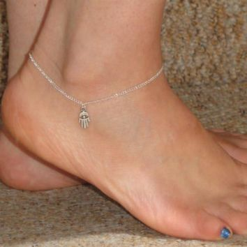 Cute Shiny Jewelry Ladies Sexy New Arrival Gift Stylish Summer Simple Anklet [8527529415]