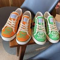 GG Tennis 1977 Embroidered breathable casual sports shoes sneakers