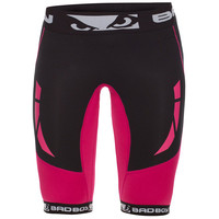 Bad Boy Womens Sphere Compression Shorts
