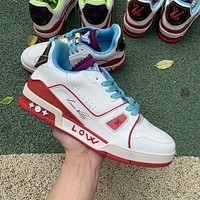2021 LV TRAINER 1A5QCH Size 38-46