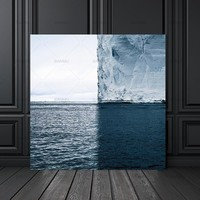 Art Canvas Painting sea abstract  Wall Art Pictures art prints on canvas Wall poster painting home decoration for living room