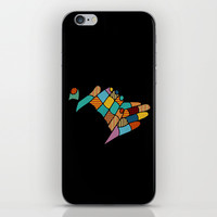 clap your hands iPhone & iPod Skin by SpinL