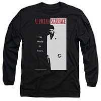 Scarface - Classic Long Sleeve Adult 18/1