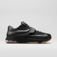 Nike KD7 EXT Suede Men's Shoe Size 7.5 (Black)