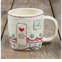 Natural Life Folk Mug - Camper