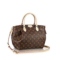 Louis Vuitton Monogram Canvas Turenne PM Tote Bag Handbag Article: M48813