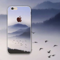 Remote Mountains iPhone 5S 6 6S Plus Case + Gift Box-126