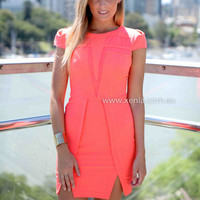 CAUGHT IN THE MOMENT DRESS , DRESSES, TOPS, BOTTOMS, JACKETS & JUMPERS, ACCESSORIES, 50% OFF SALE, PRE ORDER, NEW ARRIVALS, PLAYSUIT, COLOUR, GIFT VOUCHER,,Pink,LACE,CUT OUT,BODYCON,SHORT SLEEVE,MINI Australia, Queensland, Brisbane