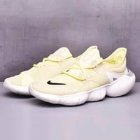 Nike WMNS Free RN 5.0 New fashion hook print women shoes