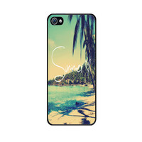 Custom design of Summer Love Vintage Beach for Galaxy S4 Galaxy S3  Case iPhone 5 Case For iPhone 4/4S Summer Love
