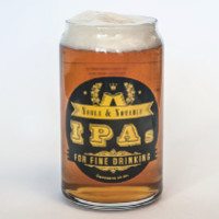 IPA Beer Can Glass
