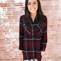 Holly Berry Blouse