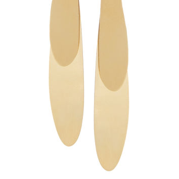 Isabel Marant - Gold-plated earrings