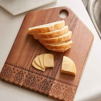Magical Thinking Geo Cutting Board