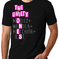 Spring Awakening Guilty Ones Shirt