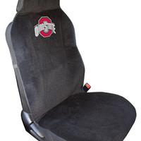 Ohio State Buckeyes Seat Cover