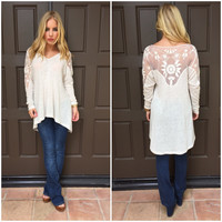 Here Comes the Sun Tunic Top