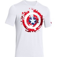 Under Armour Men's Alter Ego Captain America Shield Graphic T-Shirt - Dick's Sporting Goods