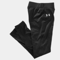 Girls' ColdGear Fitted Leggings | 1221799 | Under Armour US