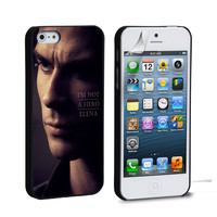 Damon Vampires Diaries iPhone 4 5 6 Galaxy S3 4 5  Case
