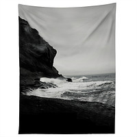 Leah Flores Ocean 1 Tapestry
