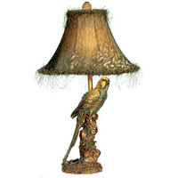 AFD Home Tropical Parrot Lamp