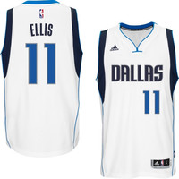 Monta Ellis Dallas Mavericks adidas Youth Boy's Replica Jersey - White - http://www.shareasale.com/m-pr.cfm?merchantID=7124&userID=1042934&productID=554337741 / Dallas Mavericks