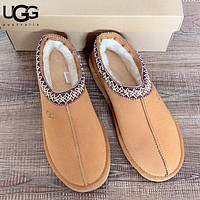 UGG New fashion boots keep warm fur couple shoes
