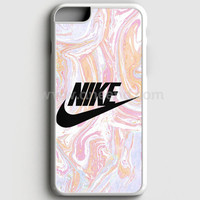 Nike Just Do It Water Marble Pastel iPhone 7 Plus Case  | Aneend.com