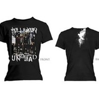 Hollywood Undead - Photo Strip Girlie T-Shirt
